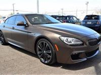 We are excited to offer this 2014 BMW 6 Series. Your