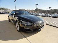 We are excited to offer this 2014 BMW 6 Series. This