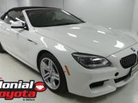 2014 BMW 6 Series 650i xDrive Odometer is 25771 miles