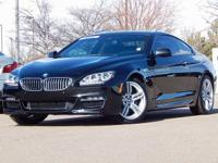 This 2014 BMW 6 Series has an original MSRP