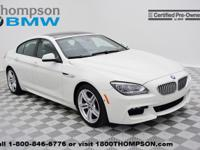 Introducing the 2014 BMW 650i xDrive! Perfect for a