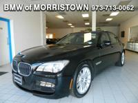 BMW Certified, LOW MILES - 27,455! 750i xDrive trim.