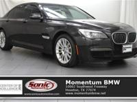 This 2014 750Li has M Sport, Executive, Sport, Comfort