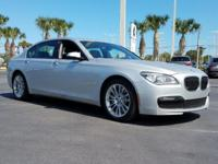 PREMIUM & KEY FEATURES ON THIS 2014 BMW 7 Series