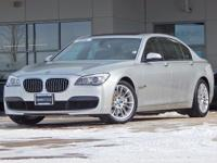 This 2014 BMW 7 Series has an original MSRP of $95,725