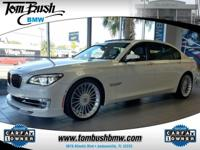 Tom Bush BMW/Mini is excited to offer this 2014 BMW 7