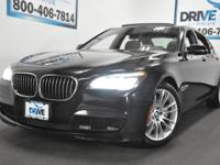 2014 BMW 750LI XDRIVE M SPORT 1 OWN DRIVE ASSIST HUD