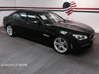 Discerning drivers will appreciate the 2014 BMW 750Li!