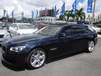 Options:  2014 Bmw 750Li Xdrive|Come And Visit Us At