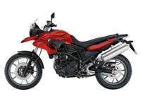 the F 700 GS. 2014 BMW F 700 GS Set up for you Carefree