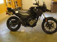 Listing is for a 2014 BMW G650GS. The bike was