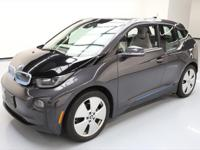 2014 BMW i3 with Electric Motor,Two-Cylinder Gasoline