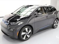 2014 BMW i3 with All-Electric Motor,22kWh Lithium-Ion