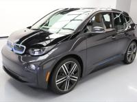 2014 BMW i3 with All Electric,22kWh Lithium-Ion Battery