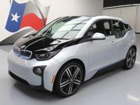 2014 BMW i3 with Tera World Package,Leather