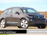 CARFAX 1-Owner, BMW Certified, LOW MILES - 11,380! i3