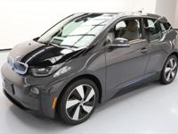 2014 BMW i3 with Range Extender,Electric