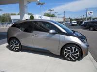 2014 BMW i3 4D Hatchback Electric SULEV II 170hp