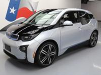 2014 BMW i3 with Parking Assistant Package,Range