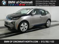 Recent Arrival! Clean CARFAX. 2014 BMW i3 Electric