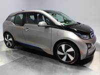 New Price! 2014 BMW i3 with Range Extender Tera World
