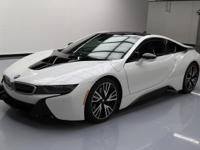 2014 BMW i8 with Pure Impulse World,1.5L Turbocharged