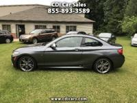 ONE OWNER ! M235I... CDI has been in business since