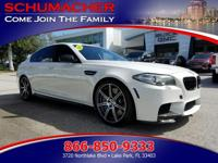 Options:  2014 Bmw M5 Executive| |Front/Front-Side
