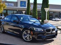 2014 BMW M5 Sedan Our Location is: Park Place Motorcars