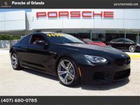 2014 BMW M6 Our Location is: Porsche Of Orlando - 9590