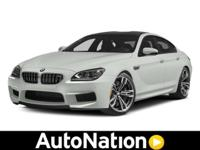 2014 BMW M6 Our Location is: BMW Encinitas - 1302