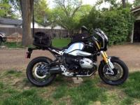 2014 RnineT, excellent condition, 4300 miles. Bike