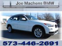 This 2014 BMW X1 4dr xDrive28i AWD SUV showcases a 2.0