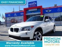VERY LOW MILES! At just 29568 miles, this 2014 BMW