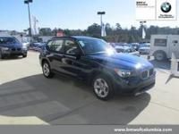 We are excited to offer this 2014 BMW X1. This BMW