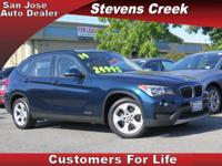 Options:  2014 Bmw X1 X1|Blue|Engine: 2.0L Twinpower