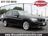 Look at this 2014 BMW X1 xDrive28i. Its Automatic