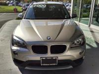 2014 BMW X1 Automatic 8-Speed   All Wheel Drive, never