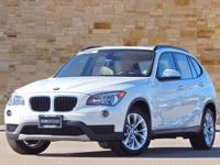 This 2014 BMW X1 comes with AWD, Cold Weather Package,