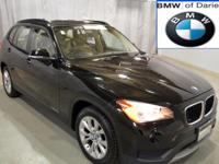 GREAT PRICE on this LOW MILEAGE X1! original one-owner