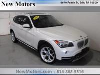 Looking for a clean, well-cared for 2014 BMW X1? This