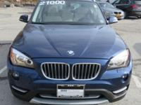 2014 BMW X1 Automatic 8-Speed   CARFAX 1 owner and