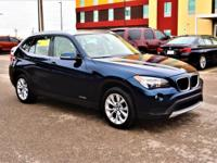We are excited to offer this 2014 BMW X1. CARFAX