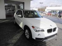 2014 BMW X1 4D Sport Utility xDrive28i 2.0L 4-Cylinder