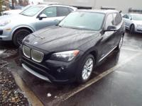 Check out this gently-used 2014 BMW X1 we recently got