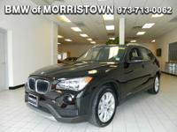 BMW Certified, ONLY 32,593 Miles! EPA 33 MPG Hwy/22 MPG