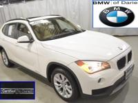 LOW MILEAGE, one-owner, local, CERTIFIED X1! Priced