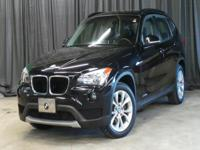 Step into the 2014 BMW X1 xDrive28i! It delivers plenty