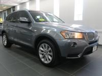 2014 BMW X3 TECH-PKG with Low miles has gone through a