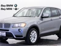 ======: BMW Certified. NAV, Sunroof, Heated Seats,